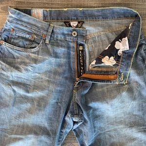 🍀 Lucky Brand 181 Bootleg Jeans